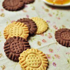 太阳花饼干