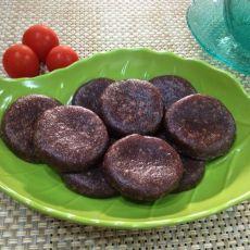 红豆糯米饼