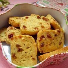 葡萄干红茶饼干的做法
