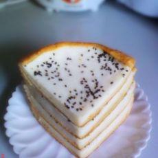 电饭锅版天使蛋糕