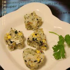韩国海鲜饭团