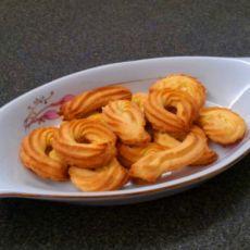 经典黄油曲奇饼干的做法