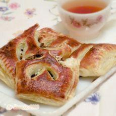 家庭装苹果派——下午茶靓点心的做法