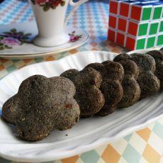 黑芝麻饼干――看奥运时吃的小点心的做法