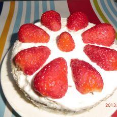 DIY酸奶蛋糕