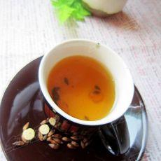 大麦甘草茶