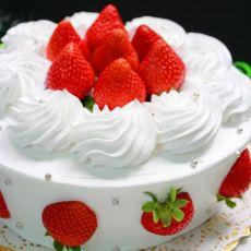 跨进2012,生日蛋糕1号