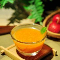 枸杞胡萝卜山楂茶