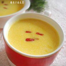 低卡路里之糙米汁南瓜蓉