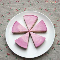 大理石纹冻芝士蛋糕