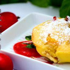 法式水果布甸