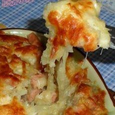 奶酪�h土豆泥
