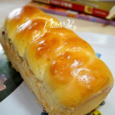 牛奶辫子面包