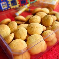 蜂蜜蛋黄小饼干