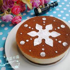 百利甜酒冻芝士蛋糕