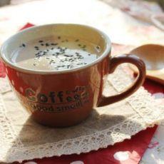 黑芝麻核桃牛奶