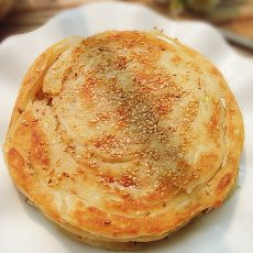 芝麻酥饼的做法