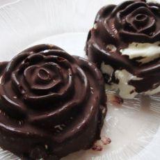 巧克力冰皮糕