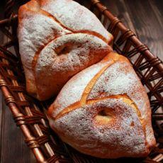 黑麦葡萄面包的做法