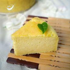 豆腐戚风蛋糕