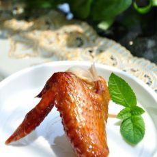 蜜汁烤鸡的做法