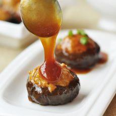 花菇酿肉的做法