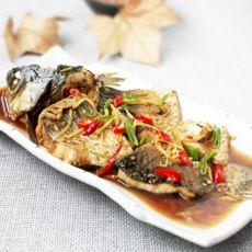 姜味婆婆鱼
