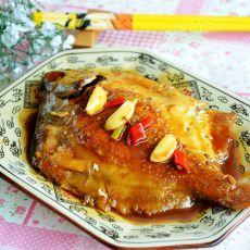 红烧海鲳鱼的做法