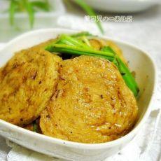烤肉料烩素鸡的做法