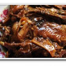 美味炖鸭子的做法