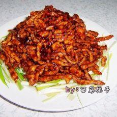 老北京京酱肉丝的做法