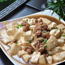 肉末嫩豆腐
