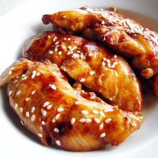照烧烤鸡胸