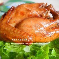 微波日式照烧烤鸡