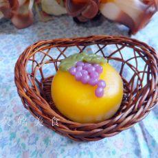 糯米团葡萄的做法