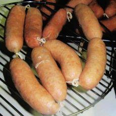 自制小烤肠的做法