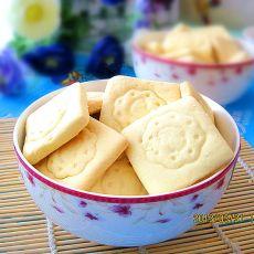 椰香松脆小饼干