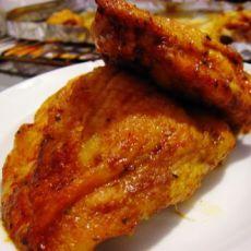 咖喱烤鸡大腿