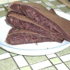 巧克力煎饼