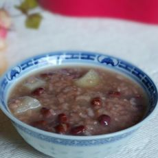 赤豆山药糯米粥