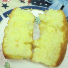 橙香全蛋蛋糕