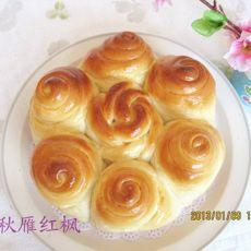 花儿朵朵面包