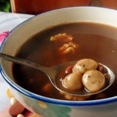 红豆香汤圆
