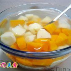 胡萝卜马蹄水的做法