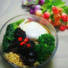 健康蔬菜方便面