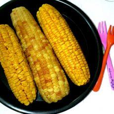 新奥尔良味烤玉米