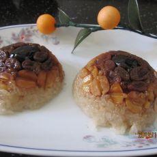 椰子小甑糕的做法