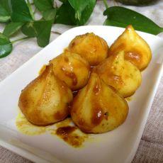 咖喱蟹籽丸