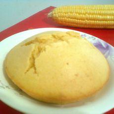 玉米蛋糕的做法