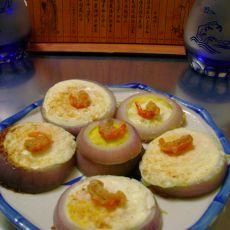 葱圈鸡蛋饼